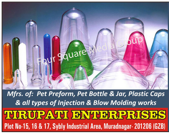 Pet Preforms, Pet Bottles, Pet Jars,Bottles, Jars, Pet Forms, Bottles, Jars, Plastic Bottles, Plastic Jars, Plastic Pet Preforms, Plastic Caps, Injection Moulding Works, Injection Molding Works, Blow Moulding Works, Blow Molding Works