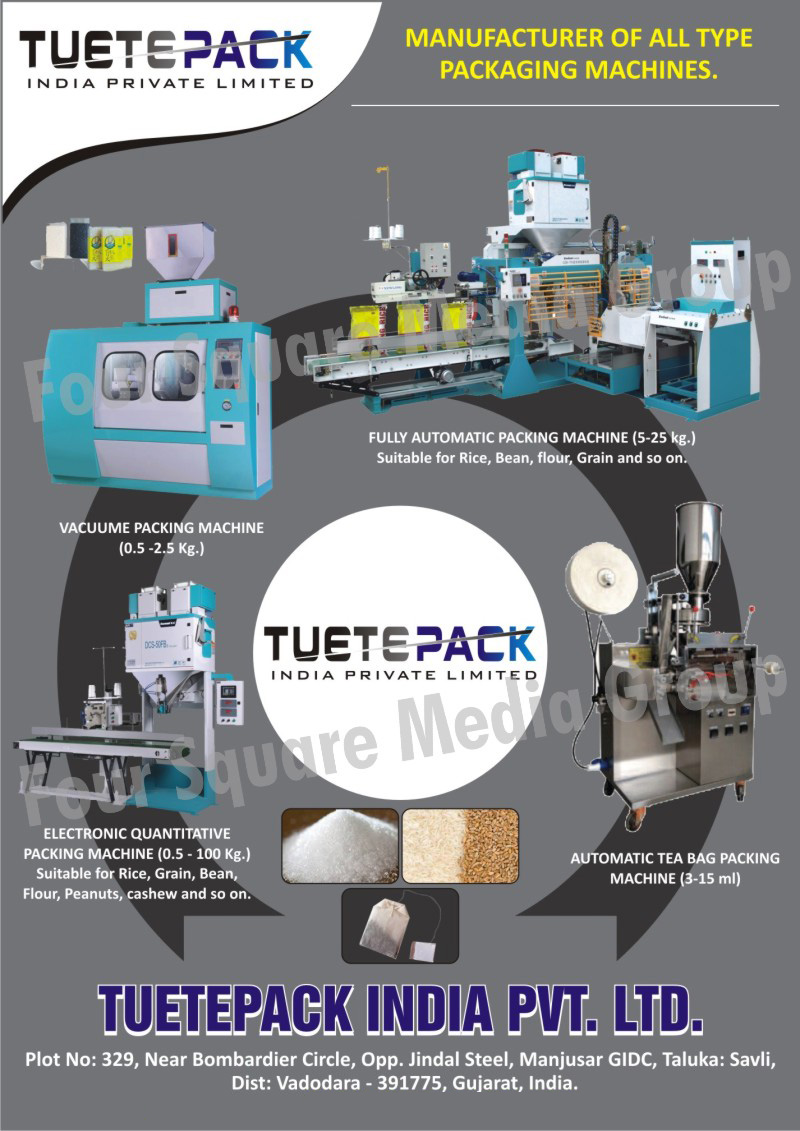 Packaging Machines Automatic Tea Bag Packing Machines