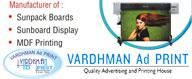 Vardhman Ad Print