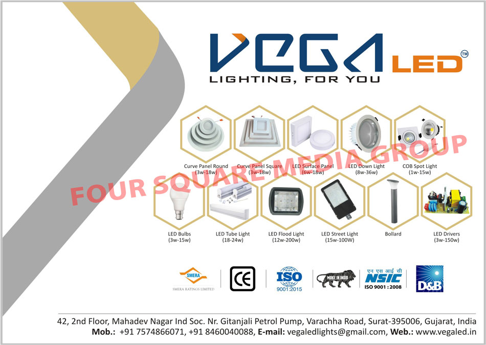 Led Lights, T5 Led Tube Lights, Led Square Panel Lights, Square Led Panel Lights, Led Round Panel Lights, Round Led Panel Lights, Led Bulbs, SMD Led Street Lights, SMD Led Flood Lights, Flood Lights, Street Lights, Led Surface Panel Lights, Led Down Lights, COB Spot Lights, Bollards, Led Drivers