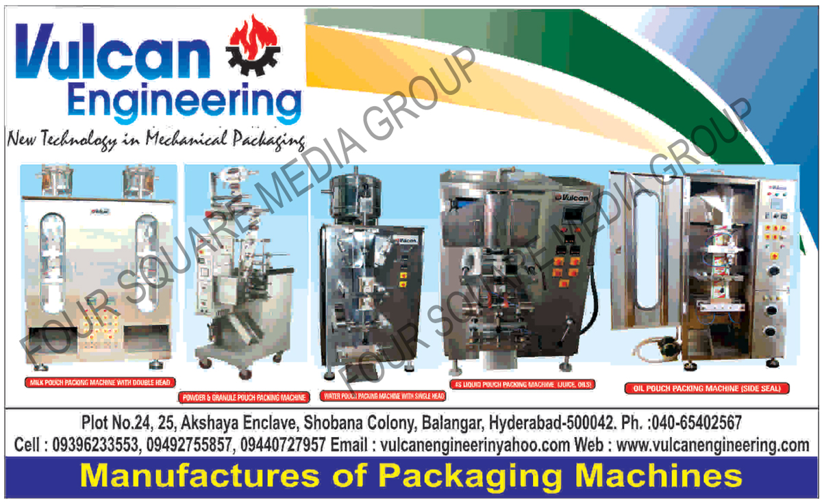 Milk Pouch Packing Machine with Double Head, Powder Pouch Packing Machines, Granule Pouch Packing Machines, Water Pouch Packing Machine with Single Head, Side Seal Oil Pouch Packing Machines, Liquid Pouch Packing Machines, Juice Pouch Packing Machines, Oil Pouch Packing Machines