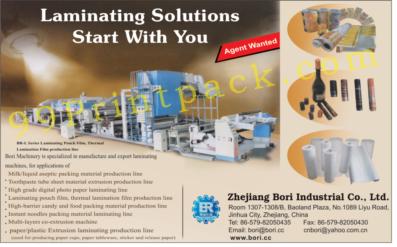 Laminating Solution, Laminating Pouch Film, Thermal Lamination Film, Coating Machine, Fabric Machine, Kraft Paper, Extrusion Film Machinery