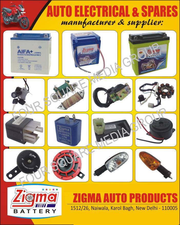 Auto Electrical Products | Automotive Spare Parts | Automotive Horns ...