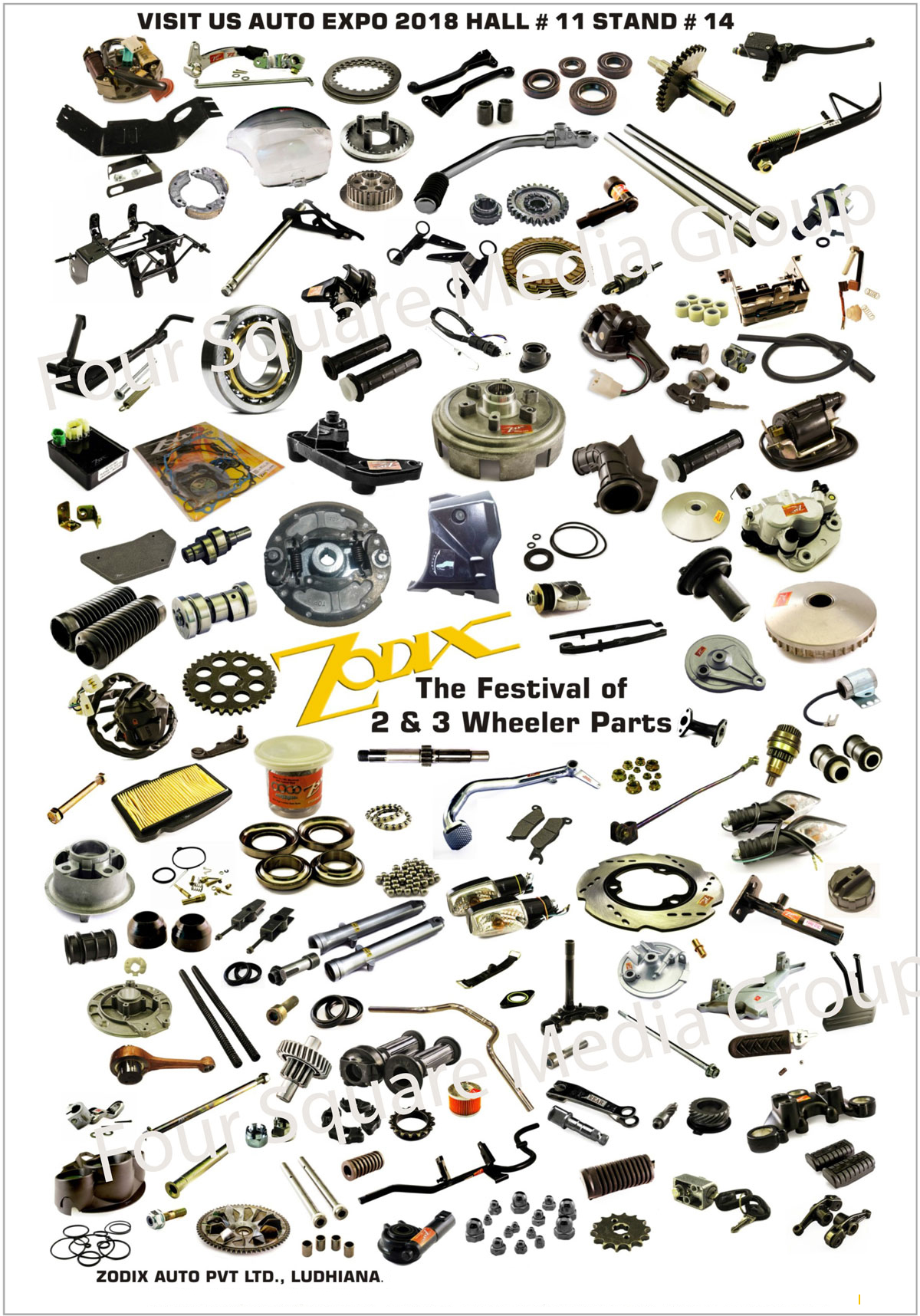 Automotive Spare Parts | Two Wheeler Spare Parts | Three Wheeler ...