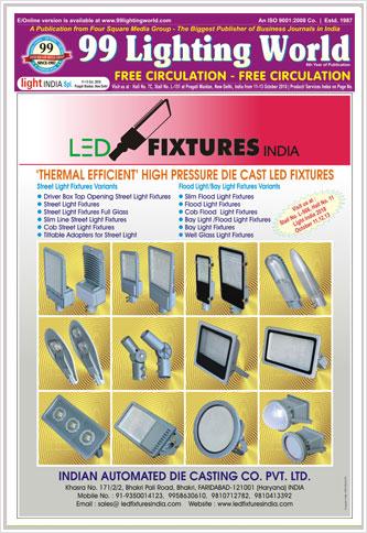 Digital Issue - Light India 2018, New Delhi