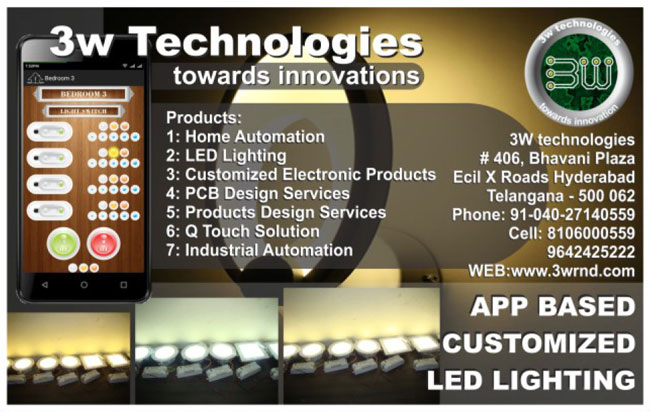 Home Automation System, Led Lighting System, Customised Electronic Product, Customized Electronic Product, PCB Designing Service, Product Designing Service, Q Touch Solution, Industrial Automation, Customised Led Lights, Customized Led Lights