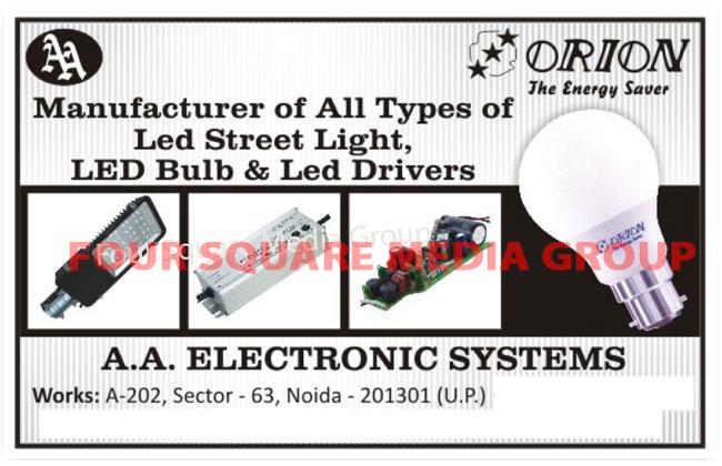 Led Lights, Led Bulbs, Aluminium Led Bulbs, Plastic Led Bulbs, Rc Mini Led Bulbs, Fiber Led Bulbs