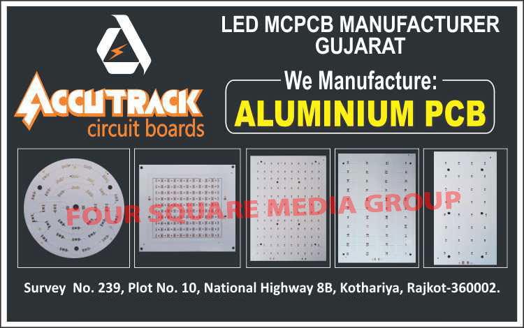 Aluminium PCB, Aluminium Printed Circuit Boards, Led MCPCB, Led Miniature Printed Circuit Board