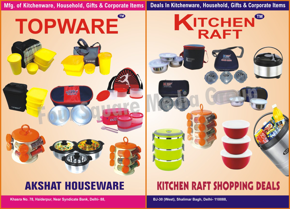 Kitchenware Items | Kitchen Ware Items | Kitchenware Products