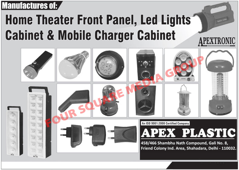 Home Theater Front Panels, Led Light Cabinets, Mobile Charger Cabinets,Cabinet, AC DC Fan Body, Plastic Molded Products