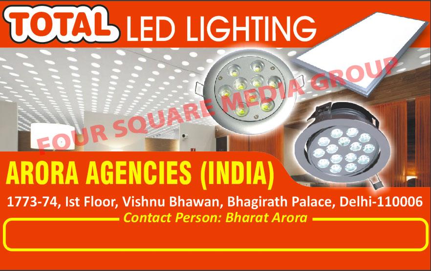 LED Lights,Led Bulbs, Lighting Pole