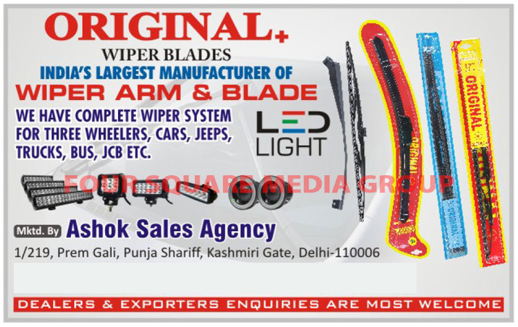 Wiper Arms, Wiper Blades, Volvo Wiper Kits