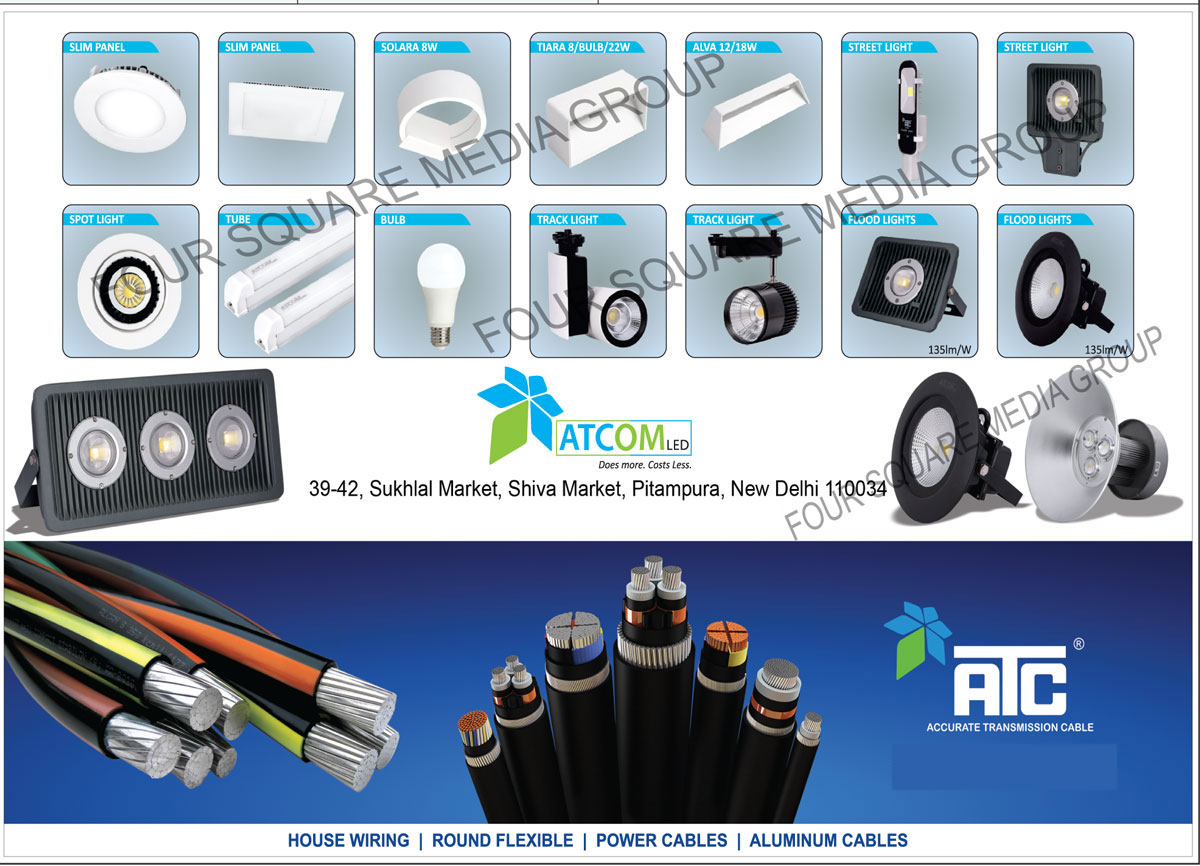 Led Lights, Slim Led Panel Lights, Led Street Lights, Led Spot Lights, Led Tube Lights, Led Bulbs, Led Track Lights, Led Flood Lights, Power Cables, Aluminium Cables, Round Flexible Cables, House Wiring Cables, Led Wall Lights, CRI, Lumen COB, Tunable COB, Indoor Reflector, Outdoor Reflector, Indoor Lens, Outdoor Lens