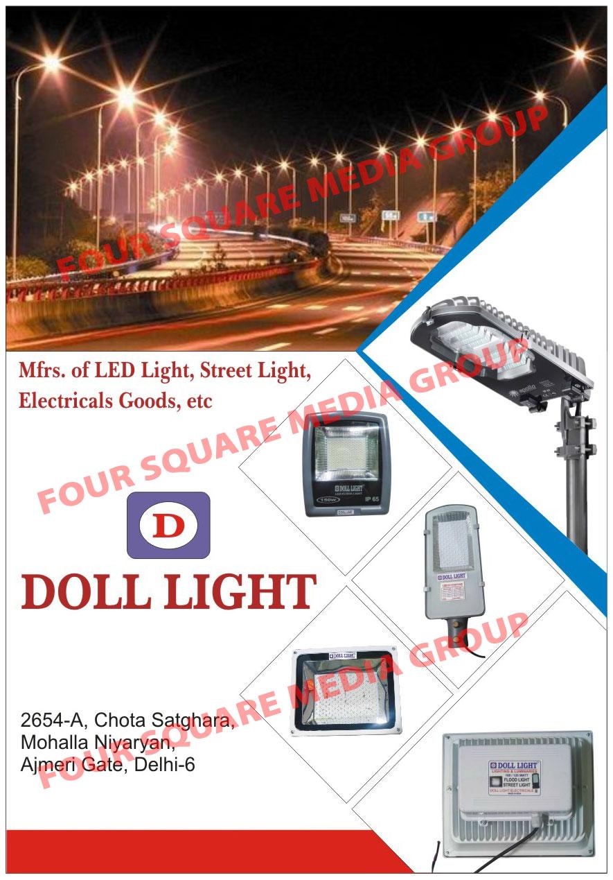 Led Lights, Street Lights, Electrical Goods