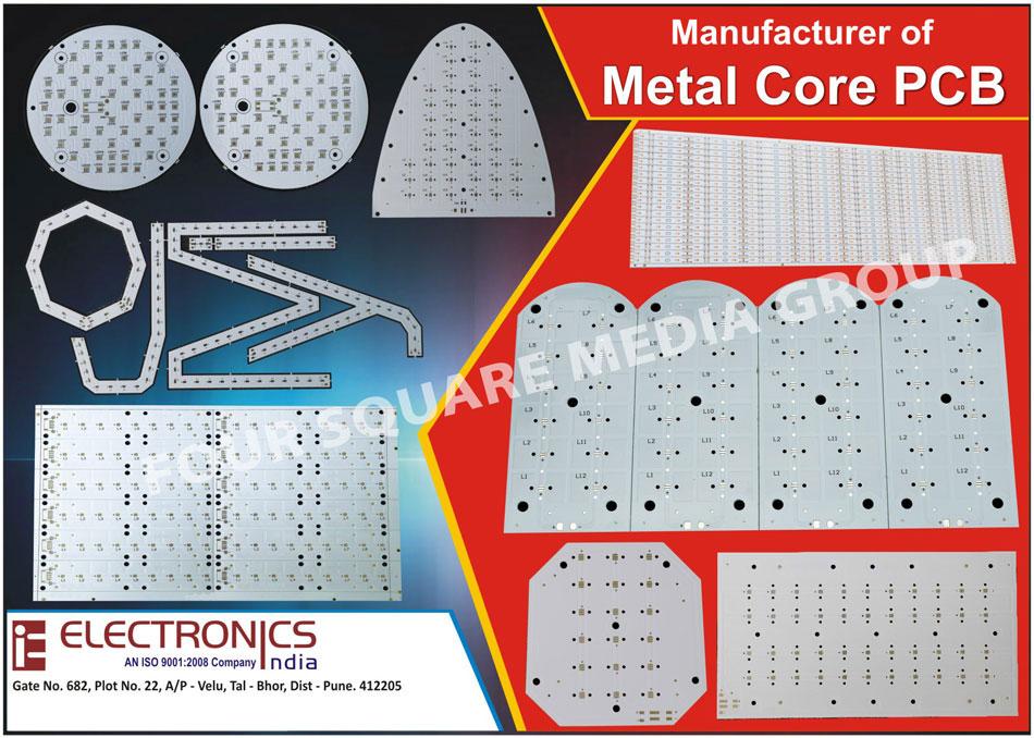 Metal Core Printed Circuit Boards | Metal Core PCB