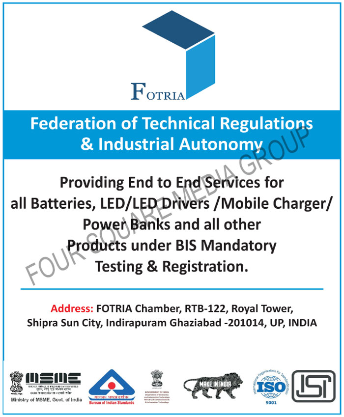 Product Compliance Consulting Services, End To End Service Provider for Batteries, End To End Service Provider for Led, End To End Service Provider for Led Drivers, End To End Service Provider for Mobile Chargers, End To End Service Provider for Power Banks
