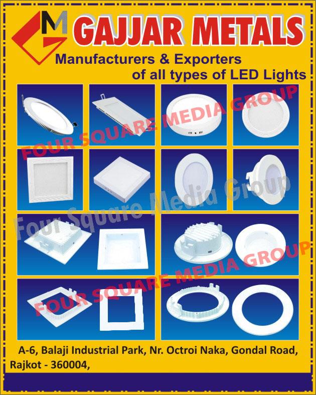 Aluminium Pressure Die Castings, Aluminium Gravity Castings, Aluminium Pressure Die Casting Job Works, Led Lights