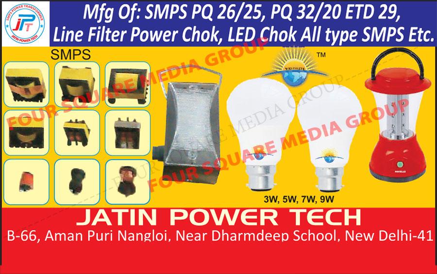 Line Filter Power Chokes, Led Chokes, SMPS, SMPS PQ cores, PQ ETD 29 cores