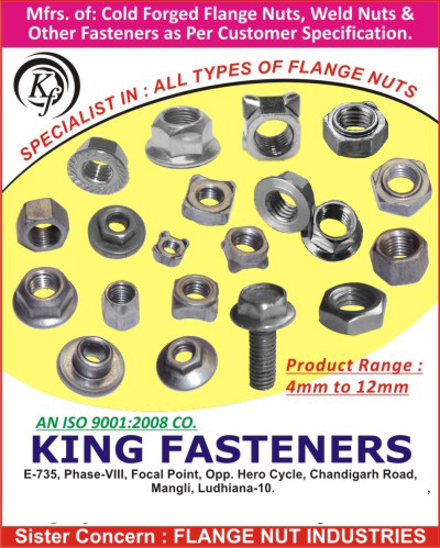 Cold Forged Flange Nuts, Hex Weld Nuts, Square Weld Nuts, Square Nuts, Fasteners,Automotive Nuts, Automotive Fasteners, Nuts, Flange Nuts