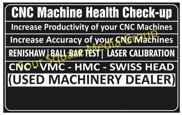Used CNC Machine, Vertical Machine Centre, CNC Turning Centre, Horizontal Machine Centre, Fanuc Retrofitting, Boring Machine, CNC Grinder, Scrapping VTL Boring Machine,Vmc, Cnc Turning, Hmc, Hobbing, CNC Retrofitting, Laser Calibration Service Providers, CNC Machine Calibration Services