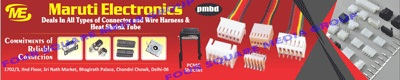 Connectors, Heat Shrink Tubes, Wire Harnesses, Sensor Connectors