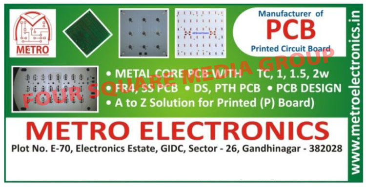 Printed Circuit Boards, Metal Core Printed Circuit Boards, MCPCB, FR4 Printed Circuit Boards, SS Printed Circuit Boards, DS Printed Circuit Boards, PTH Printed Circuit Boards, Printed Circuit Board Desingning, Printed Circuit Board Solutions, Led Assembly Job Works, Led PCB Stencils, Led Printed Circuit Board Stencils
