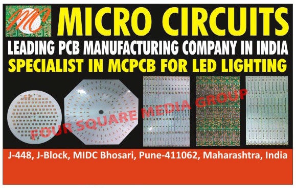 Printed Circuit Boards, PCB, Led Light MCPCB, Multi Layer Printed Circuit Boards, Metal Core Printed Circuit Boards, Single Sided Printed Circuit Boards, Single Sided PCB, Double Sided Printed Circuit Boards, Double Sided PCB
