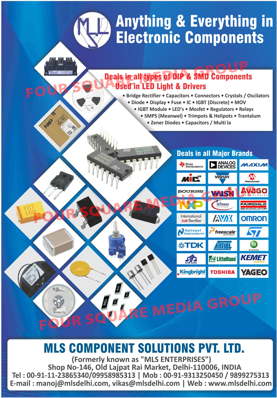 Industrial Electronic Components Smd Components