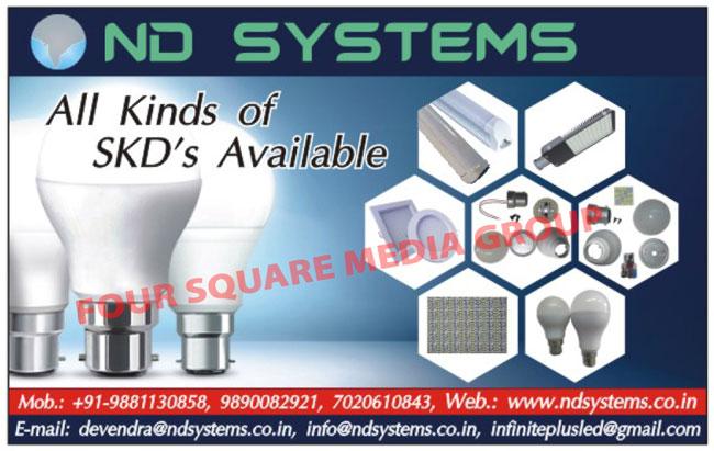 Led Light SKD, SKD Form Lights