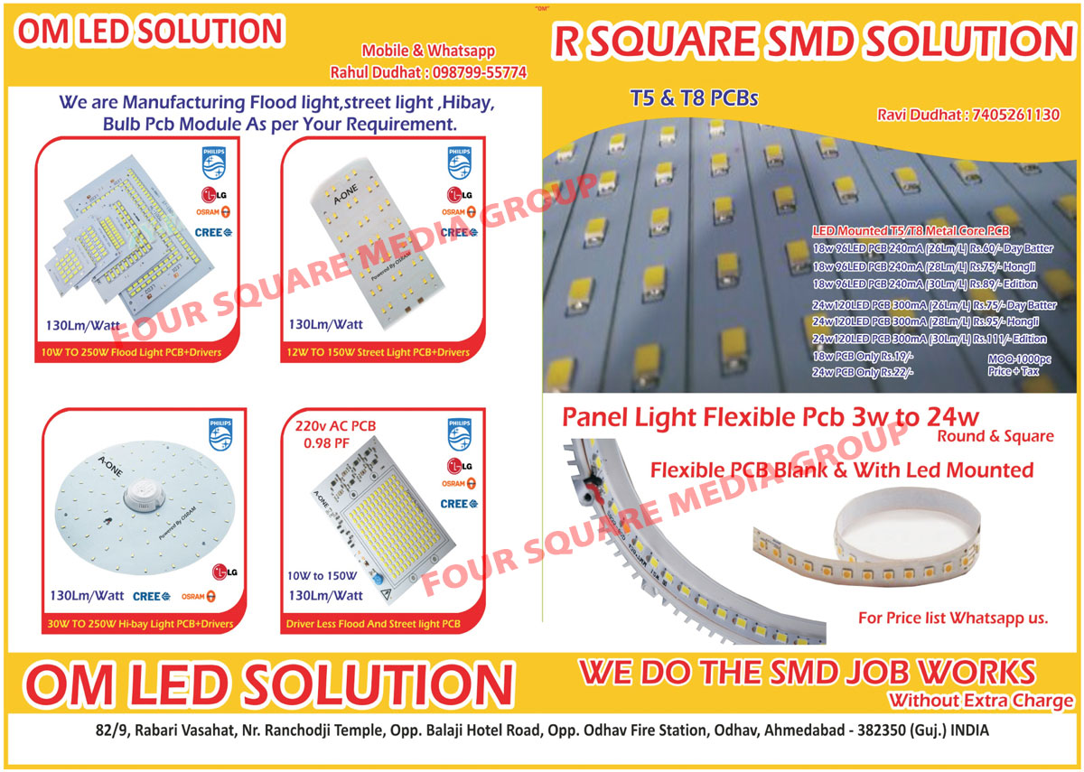 Led PCBs, SMD Led PCBs, Led Bulb PCBs, Led Bulb PC Housings, Bulb Housings, Bulb Metal Housings, Cob Down Lights, Flood Light Housings, Led Panel Housings, T5 PCB Leds, Led Street Light Housings, Led Drivers, Led Housings, Bulb Heat Shinks, PL Tube Housings, PL Dom Housings, Dom Led Kits, B22 Caps, B27 Caps, Led Mounted T5 Metal Core PCB, Led Mounted T8 Metal Core PCB, T8 PCB, Flood Light PCB Modules, Street Light PCB Modules, High Bay Light PCB Modules, Flexible PCB Blank With Led Mounted, Led Mounted T5 Metal Core Printed Circuit Boards, Led Mounted T8 Metal Core Printed Circuit Boards, T8 Printed Circuit Boards, Flood Light Printed Circuit Board Modules, Street Light Printed Circuit Board Modules, High Bay Light Printed Circuit Board Modules, Flexible Printed Circuit Board Blank With Led Mounted