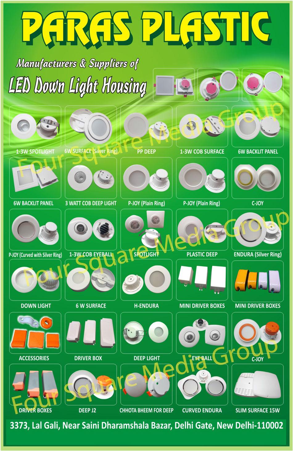 Led Down Light Housings, Led Lights, Housing Lights, Led Bulbs, Led Tubes, Down Lights