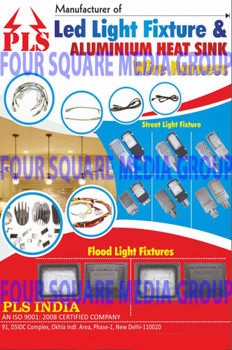 Aluminium Heat Sinks, Led Light Fixture, Wire Harness, Heat Sink, Street Light Fixtures, Flood Light Fixtures