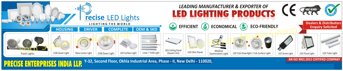 Led Lights, Track Lights, COB Zoom Lights, Linear Lights, COB Down Lights, Led Surface Lights, Led Round Ceiling Panels, Led Square Ceiling Panels, Led Slim Panels, Led Flood Lights, Led COB Down Lights, Led COB Lights, Led Street Lights, Led Bulbs, Led Tube Lights, Led Cob Surface Lights, Led Drivers, Medical Examination Lights, Profile Lights, Led Light Housings