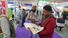 LED Expo 2015,  Delhi.