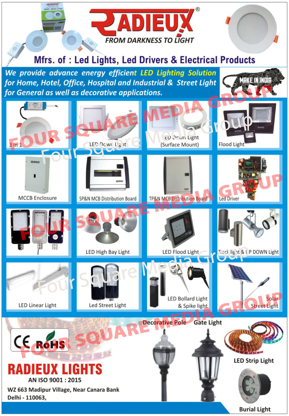 Led Lights, Led Conceal Lights, Led Tube Lights, Led Down Lights, Led Downlights, Surface Mount Led Down Lights, Recess Led Panels, Recess Led Panel Lights, Surface Mount Led Panels, Surface Mount Led Panel Lights, MCCB Enclosures, SP MCB Distribution Boards, N MCB Distribution Boards, Led Drivers, Led Street Lights, Led High Bay Lights, Led Flood Lights, Track Lights, UP Down Lights, Led Linear Lights, Led Spot Lights, Led Foot Lights, Led Bollard Lights, Led Spike Lights, Solar Street Lights, Decorative Pole Lights, Gate Lights, Burial Lights, Led Strip Lights, TP Distribution Boards, Led Electrical Products