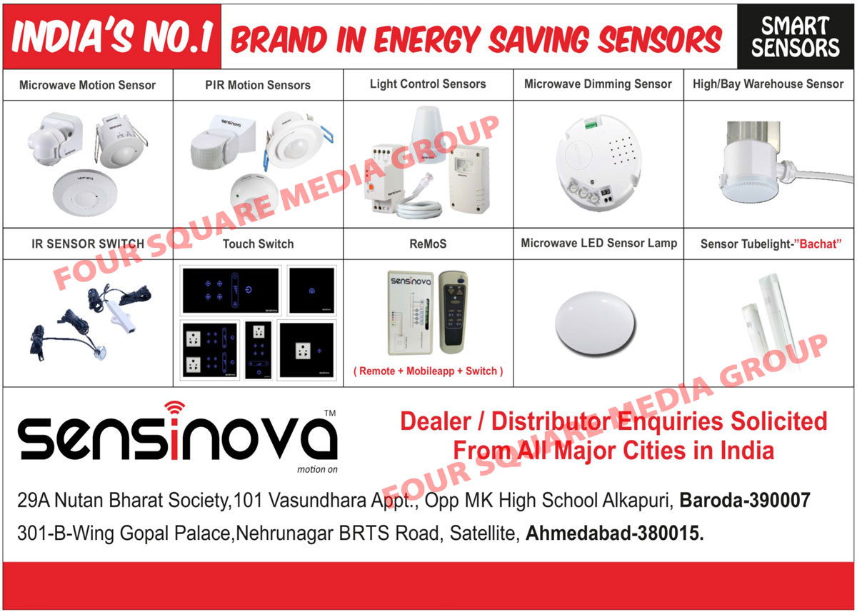Sensor, Microwave Motion Sensor, PIR Motion Sensor, Light Control Sensor, Microwave Dimming Sensor, High Bay Warehouse Sensor, IR Sensor Switch, Touch Switch, Microwave Led Sensor Lamp, Sensor Tube Light