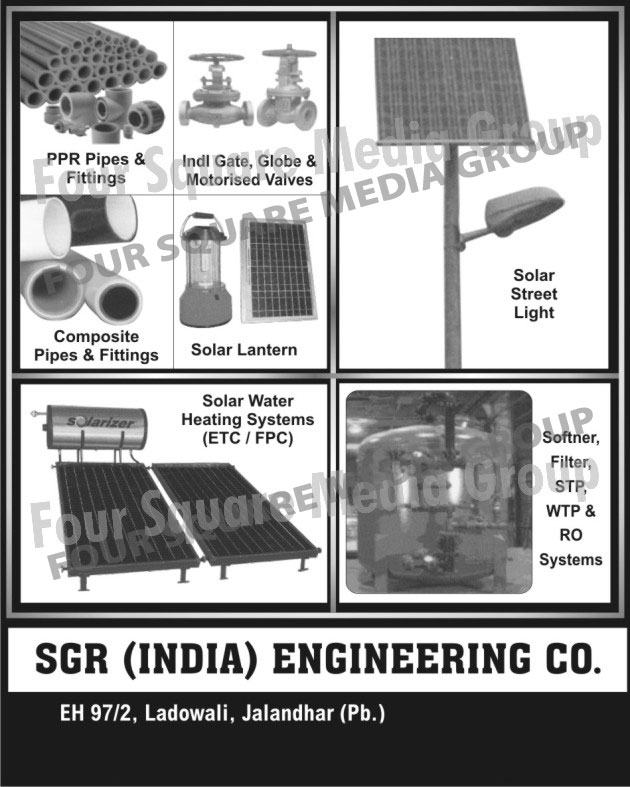 Reverse Osmosis System,  Solar Products, Led Products, Solar Street Lights, Led Lights, Lantern, Industrial Valves, Ppr Pipes, Sanitary Pipes, Stainless Steel Pipes, Industrial Water Treatment Plant, Water Pressure Pump, Water Softening Plant,RO System, Swimming Pool, Sanitary Pipes