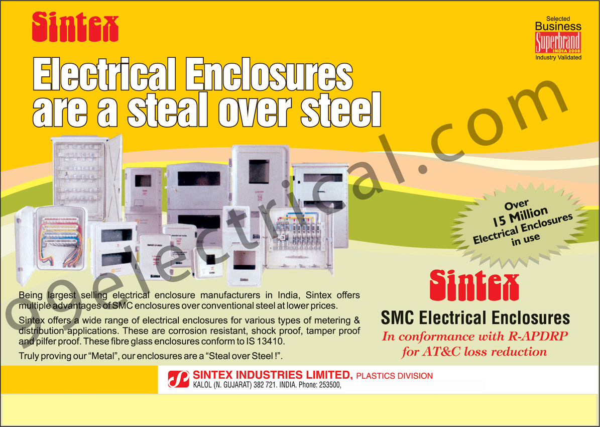Electrical Parts, Electrical Enclosures, SMC Electrical Enclosures, Electrical Plastic Parts, SMC Meter Boxes, SMC Distribution Boxes, FRP Aerial Fuse Board, Connection Board, SMC Distribution Boards, Junction Boxes, FRP Straight Cross Arms, Cross Arms, Cable Tray, SMC Sheets, SMC Trench Covers, Composite Insulators, Cable Tray