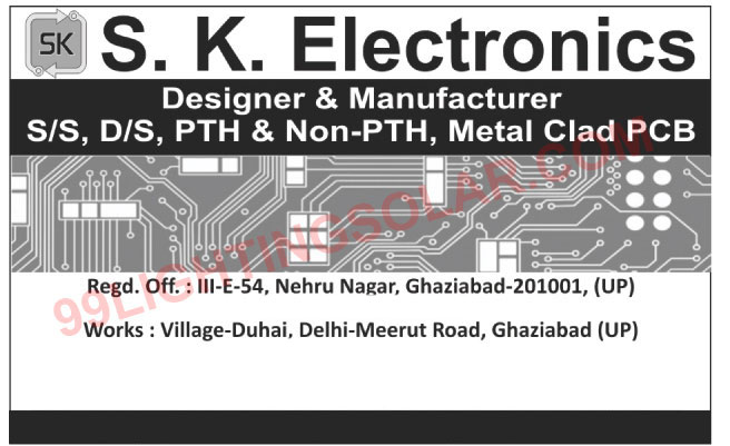 SS Printed Circuit Boards, DS Printed Circuit Boards, PTH Printed Circuit Boards, Non PTH Printed Circuit Boards, Metal Clad Printed Circuit Boards,DS PCB, Metal Clad PCB, Non PTH PCB, PCB, SS PCB, Headlight Circuit Boards, Street Light Circuit Boards, Traffic Signal Light Circuit Boards, Elevator Light Circuit Boards, Solar Power Products, Highway Tunnel Light Circuit Boards