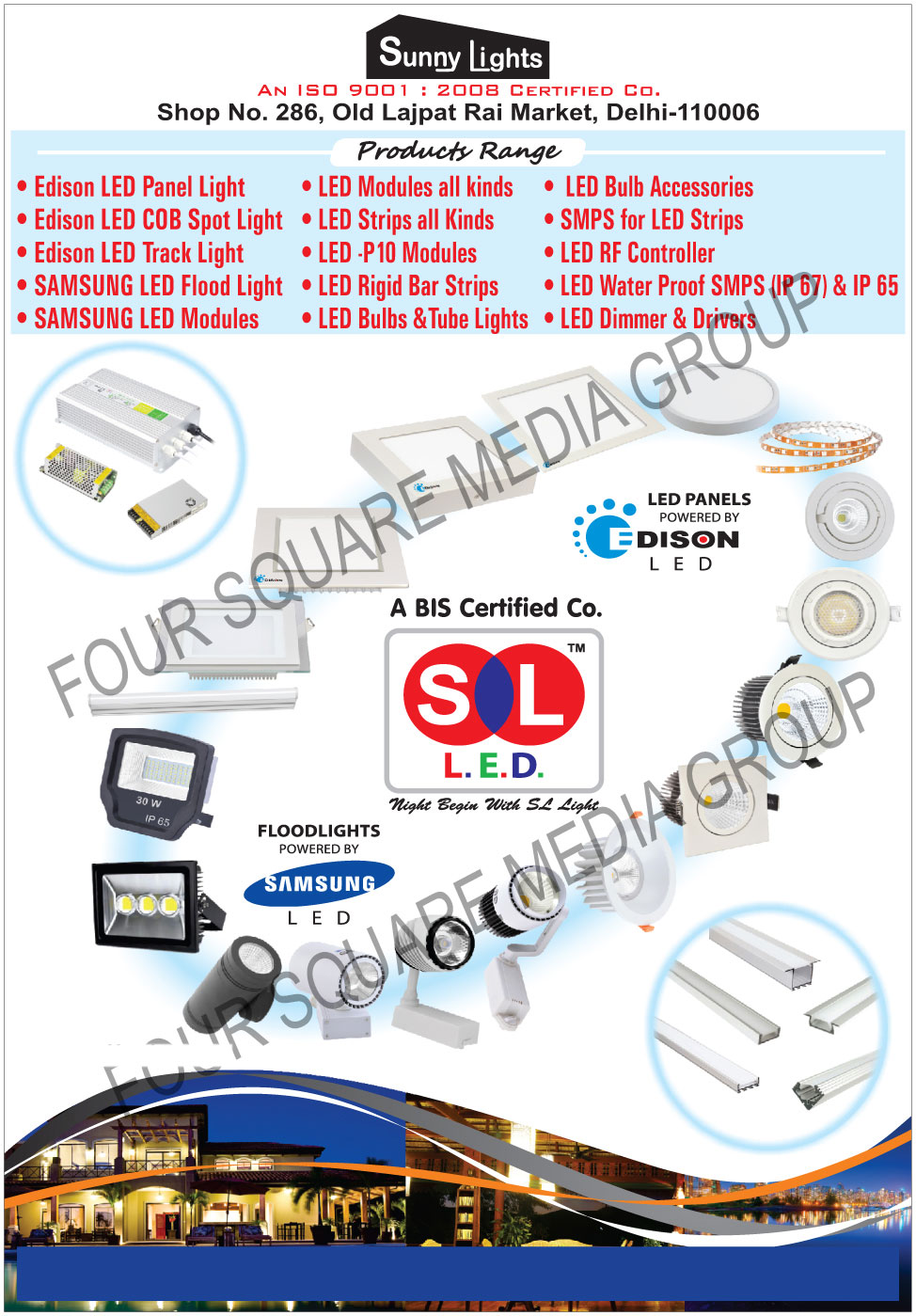 Led Lights, EDISON LED Panel Lights, LED Tube Lights, EL Wire LED Lights, LED, LED Strip, LED Modules, LED Rigid Bar Strip, LED Panel Lights, Led Strip SMPS, SMPS IP, RGB RF Controller, Time Controller, Rain Proof SMPS, LED Bulb Accessories, EDISON LED Cob Spot Lights, EDISON LED Track Lights, LED Flood Lights, LED Modules, Led Dimmers, Led Drivers, Led P10 Modules, Led Bulbs, Led Rf Controllers, Led Water Proof SMPS, Led Waterproof SMPS