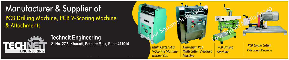 PCB Drilling Machines | Printed Circuit Board Drilling Machines