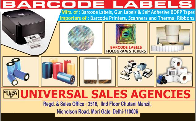 Barcode Labels, Bar Code Printers, Gun Labels, Self Adhesive BOPP Tapes, Scanners, Thermal Ribbons, Hologram Stickers,Bar Code Labels, Barcode Ribbons, Barcode Scanner, Barcode Terminals, Gun Labels, Scanners Ribbons, Labeling Machines