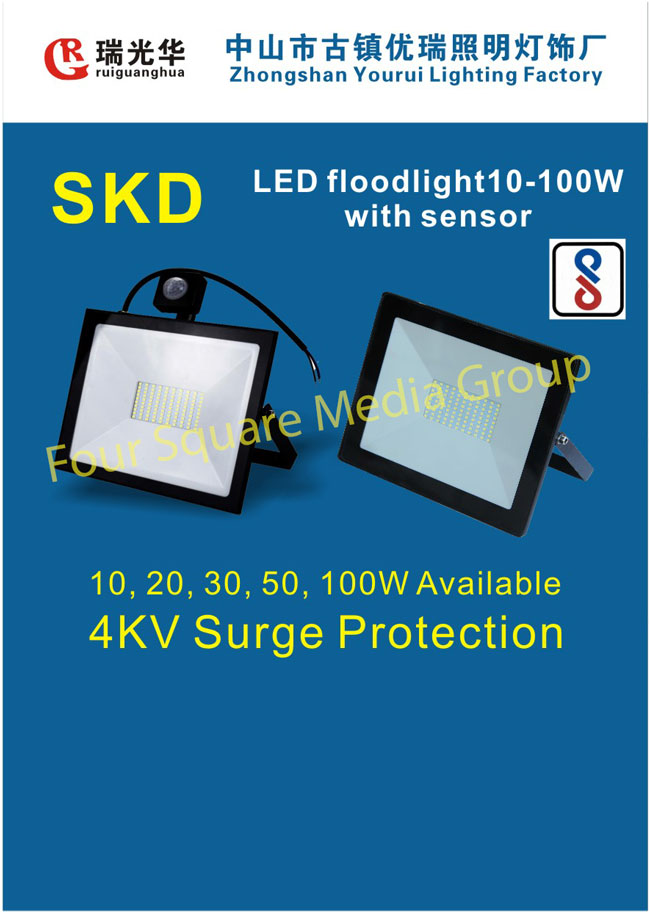 Led Flood Lights, Sensor Led Flood Lights